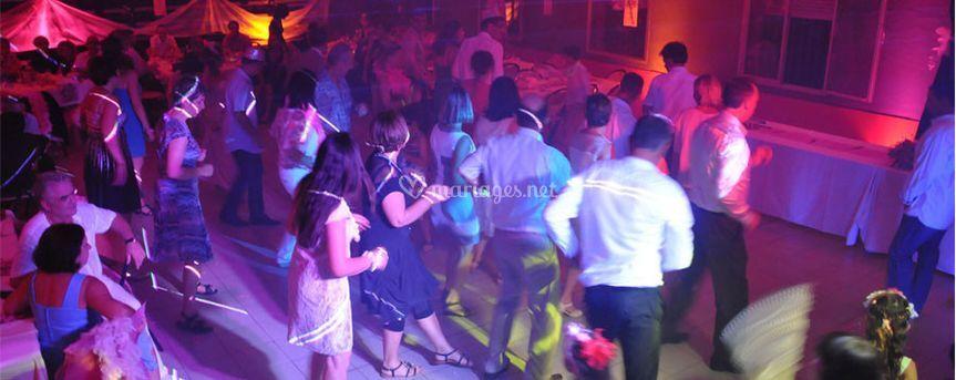 Ibiza dance