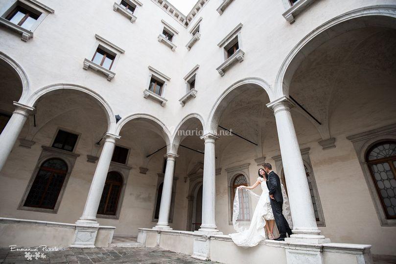 Amoureux Venise