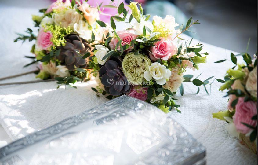 Bouquets témoins