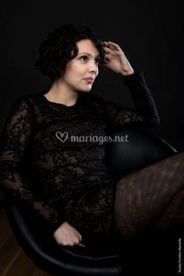 Chanteuse Marion Gautier