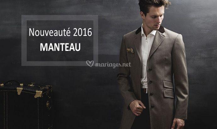 Manteau sur-mesure 2016-2017