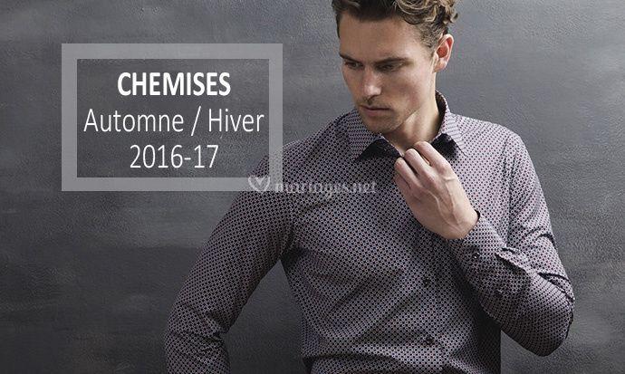 Chemises sur-mesure 2016-2017