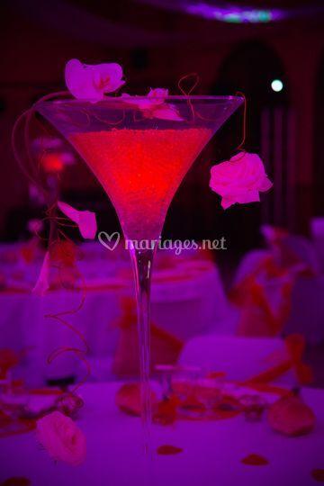Vase a martini