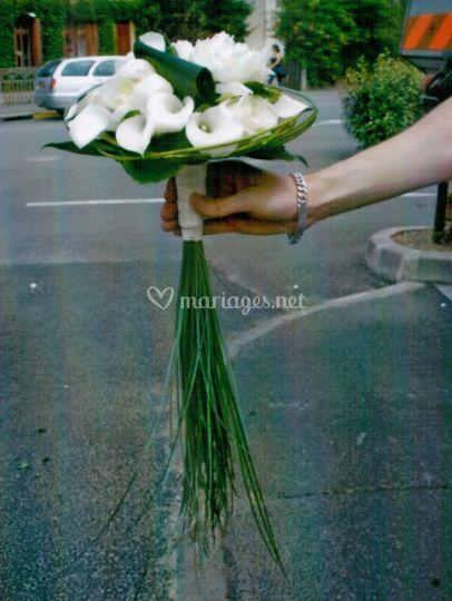 Bouquet+traine