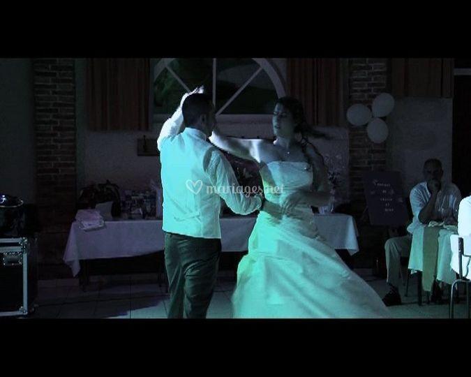 Mariage danse