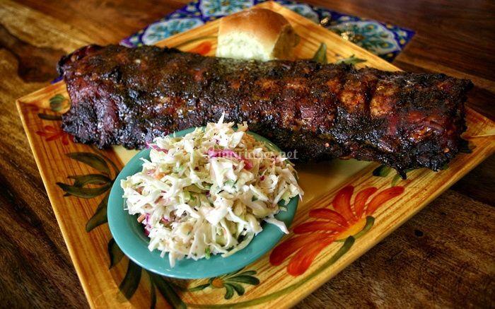 Barbecue Box rôti de veau