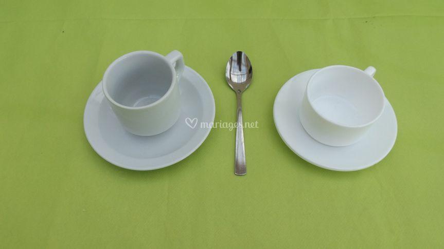 Café, porcelaine ou arcopal