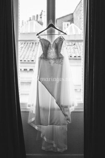 La robe ...