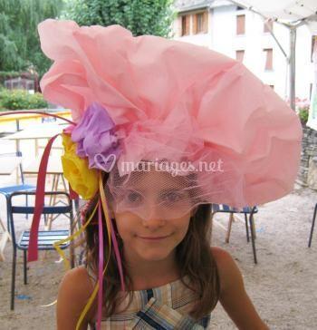 Châpeaux originaux