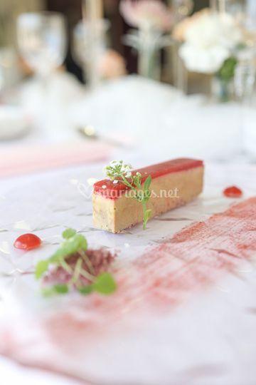Lingot de foie gras