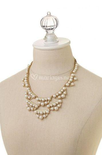 Le collier de perle