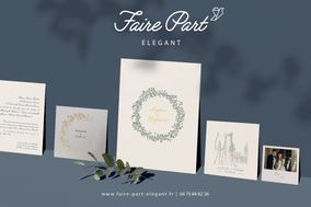 Faire-Part Elegant