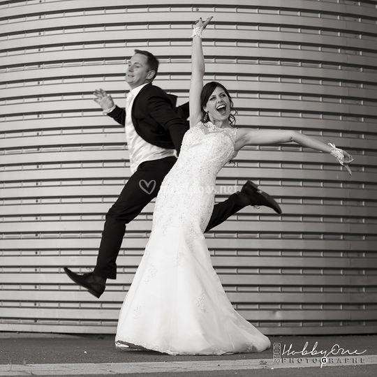 Mariés en délire