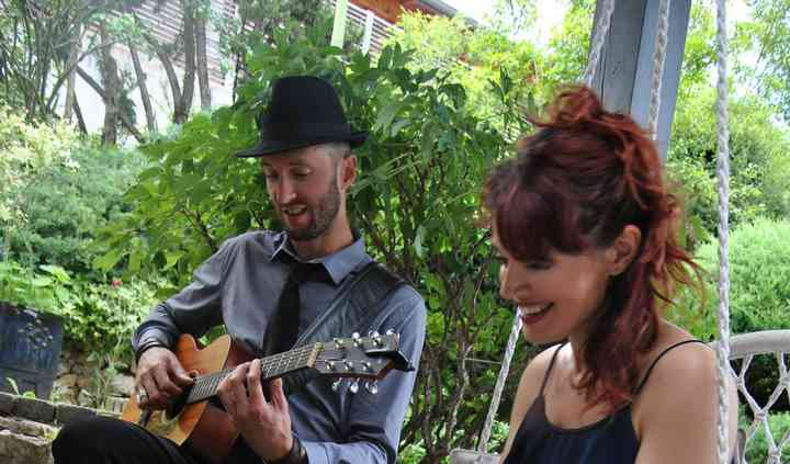 """Duo voix-guitare""""Pop ta folk"""""""