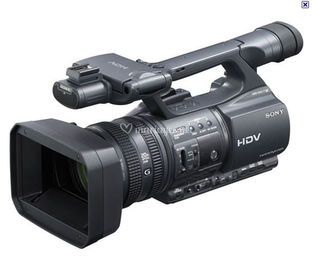 Caméra HD