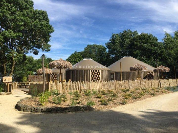 Village Nature et Insolite Les Rives de Grand Lieu