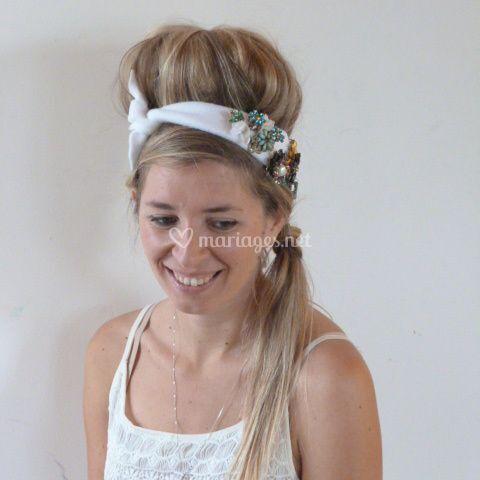 Aide à la coiffure : choucroute