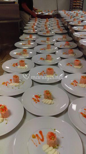 Storkoff de saumon