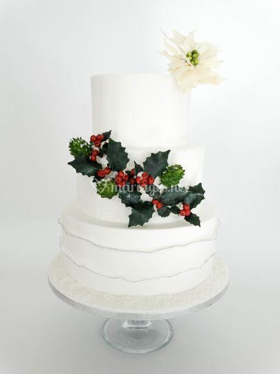 Wedding cake hiver