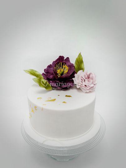 Wedding cake petit comité