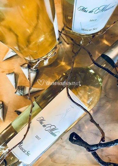 Large choix de vin
