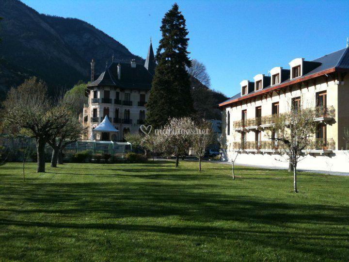 Jardin de l'Hôtel