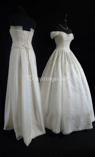 Robe mariée sur-mesure Dijon