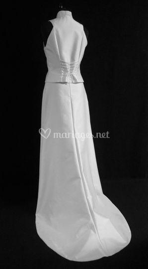 Créatrice robe mariée Chaumont