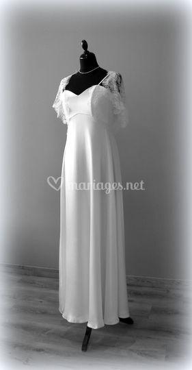 "Robe de marièe ""Cathi"""