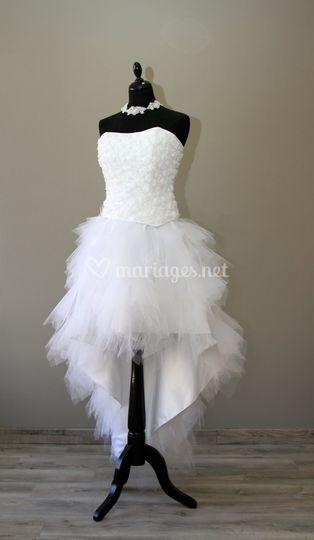 "Robe de mariée"" Flore"""