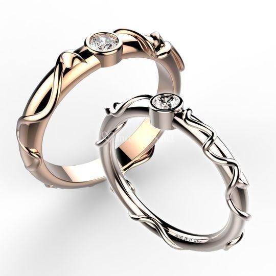 Tivoli - Diamant tracé