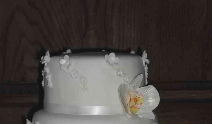 Orchidées White
