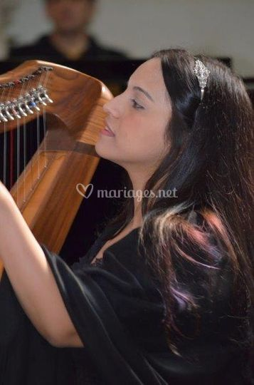 Valérie Patte - Harpe