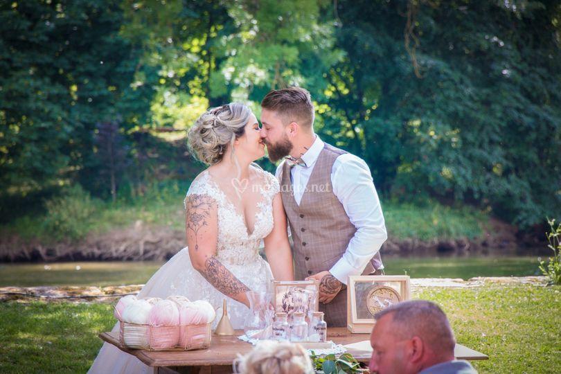 Un mariage magnifique