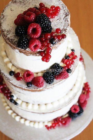 Wedding Cake Naked