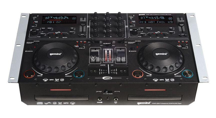 DJ Platines