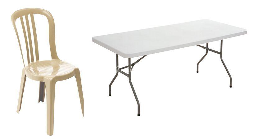 Location table et chaise best ideas about location table - Location de chaises et tables pas cher ...
