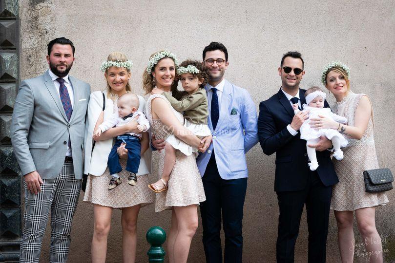 Les photos de famille