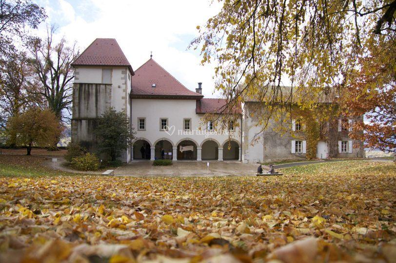 La Chartreuse en automne