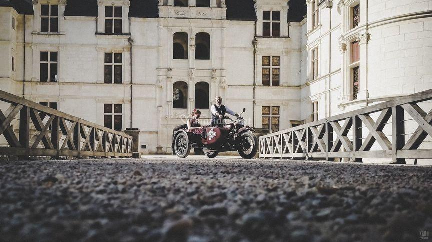 Retro Tour Châteaux de la Loir
