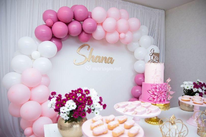 Decoration ballon