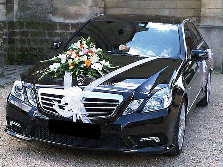 Mercedes Classe E-350 bouquet