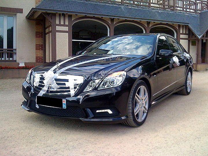 Mercedes Classe E-350 mariage