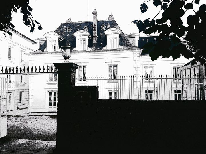 Chateau portail