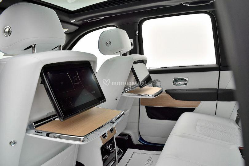 Rolls Royce 4X4  cullinan