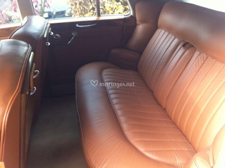 Bentley intérieur