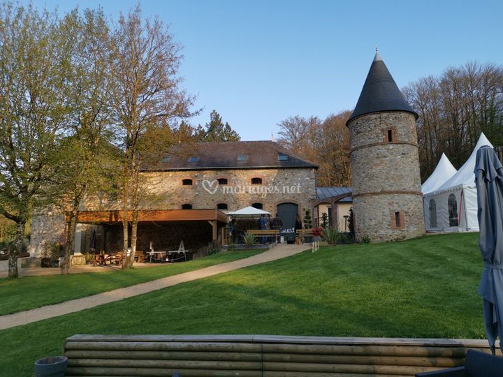 Mariage A&S -Chateau du Lattay