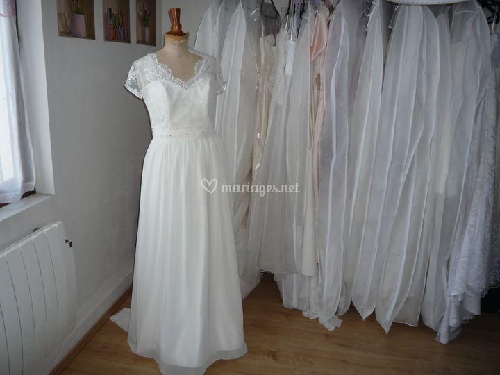 Atelier de robes de mariée