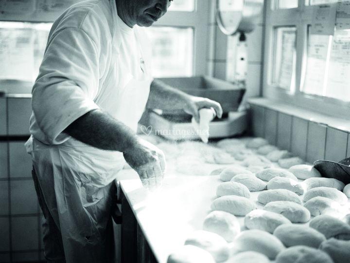 Notre boulanger Kieffer