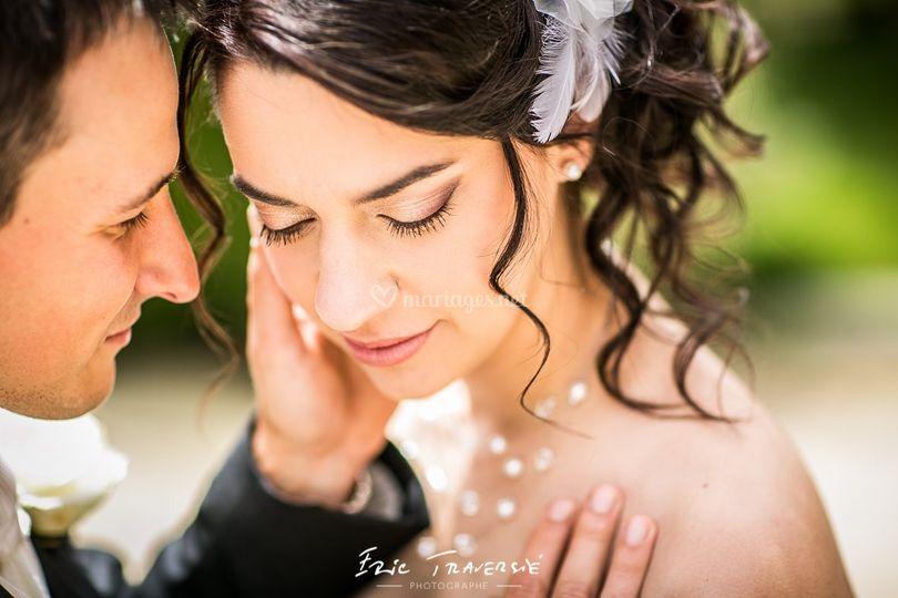 Mariée à mazerolles